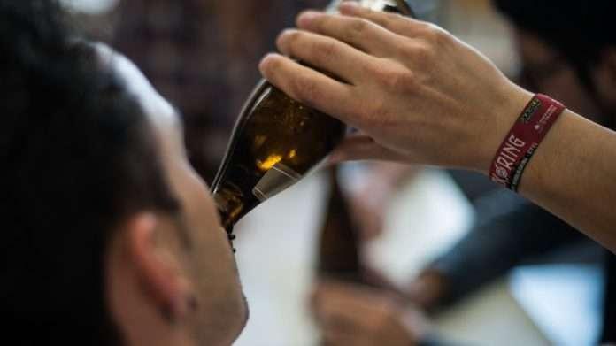 Intoxication par l'alcool éthylique